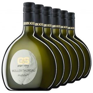 Müller-Thurgau-Paket // Weingut Geiger & Söhne
