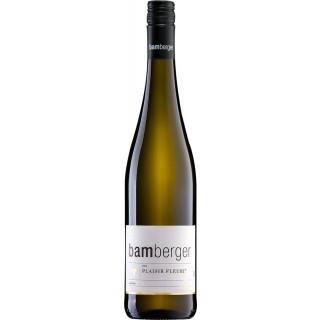 2019 PLAISIR fleuri * (Gewürztraminer & Riesling) lieblich - Wein- und Sektgut Bamberger