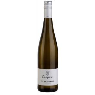 2016 Weisser Burgunder trocken - Weingut Caspari