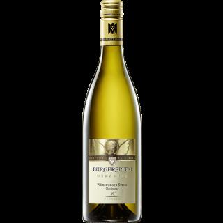 2019 Würzburger Stein Chardonnay VDP.ERSTE LAGE trocken - Weingut Bürgerspital Würzburg