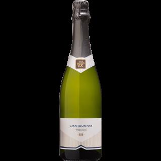 2018 Königschaffhauser Chardonnay Sekt Flaschengärung trocken - Winzergenossenschaft Königschaffhausen-Kiechlinsbergen