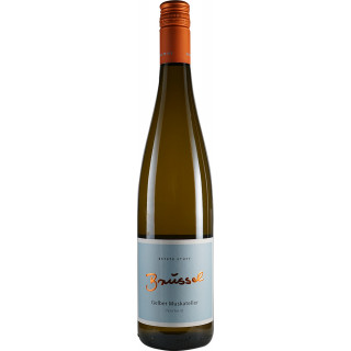 2020 Gelber Muskateller feinherb - Weingut Brüssel