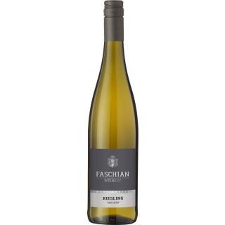 2018 Riesling trocken - Weingut Faschian