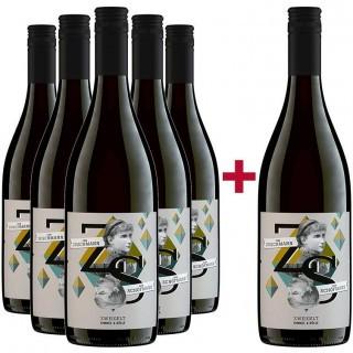5+1 Paket Zweigelt Himmel & Hölle - Weingut Zuschmann-Schöfmann