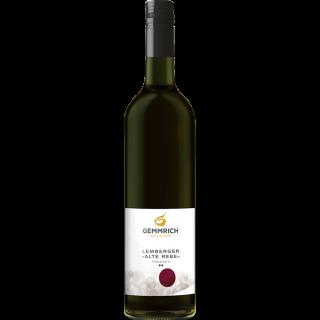 2014 Lemberger (Eichenfass) trocken - Weingut Gemmrich