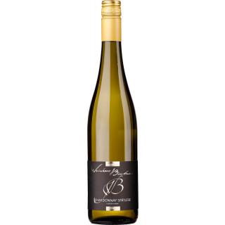 2019 Chardonnay -S- Spätlese halbtrocken - Weinhaus Büchner