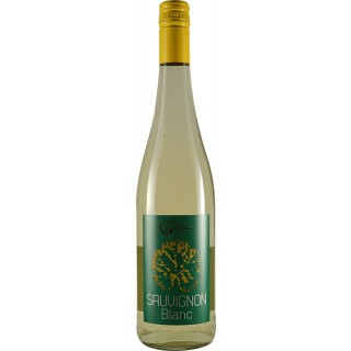 2017 Michelbacher Apostelgarten Sauvignon blanc Spätlese halbtrocken - Weingut Klaus Gündling Goldberghof