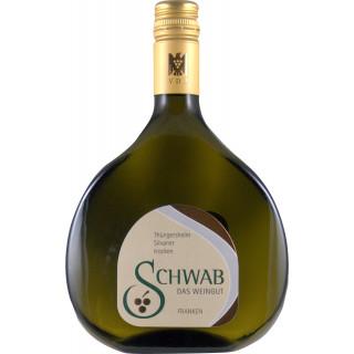 2018 Silvaner Ortswein trocken - Weingut Schwab
