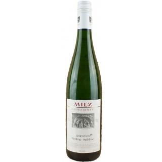 2004 Trittenheimer Leiterchen Riesling Spätlese feinfruchtig lieblich - Weingut Josef Milz