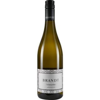 2018 Scheurebe trocken - Weingut Brandt