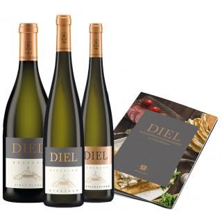Rezepte aus dem Hause Diel inkl. Weinbegleitung - Schlossgut Diel