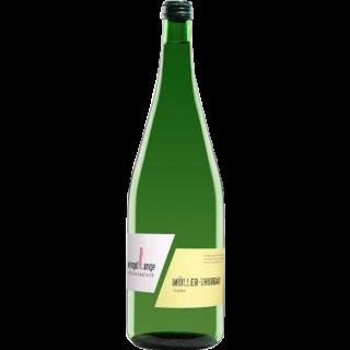 2018 Müller-Thurgau trocken Bio 1,0 L - Weingut Schloss Saaleck