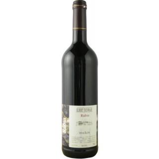 2015 Rubin Cuvée von Dornfelder und Spätburgunder trocken - Weingut Albert Schwaab
