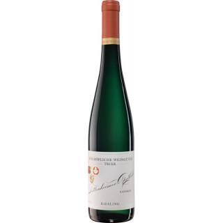 2016 Trittenheimer Apotheke Riesling Kabinett Edelsüß - Bischöfliche Weingüter Trier