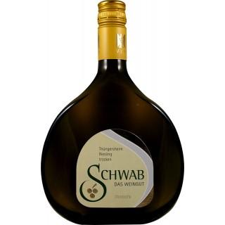 2017 Riesling Ortswein trocken - Weingut Schwab