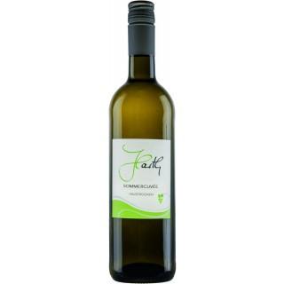 2020 Sommercuvée halbtrocken - Weingut Harth