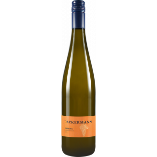 2018 Dackermann Riesling Edition - Weingut Dackermann
