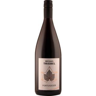 2018 Portugieser Rotwein 1L - Weingut Michael Triebel