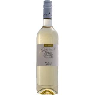 2017 Rivaner QbA trocken - Weingut Genetsch