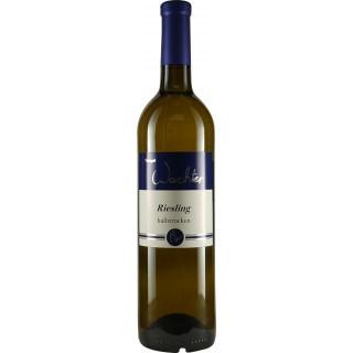 2018 Riesling halbtrocken - Weingut Wachter