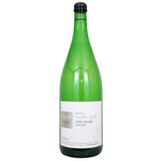 2018 Müller-Thurgau Muskatblüte halbtrocken (1000ml) - Weingut Glaser