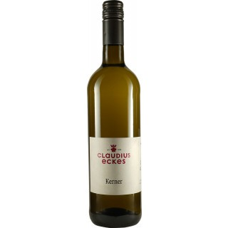 2018 Kerner süß - Weingut Claudius Eckes