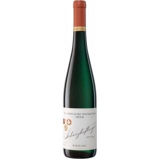 2015 Scharzhofberger Riesling Spätlese Edelsüß - Bischöfliche Weingüter Trier