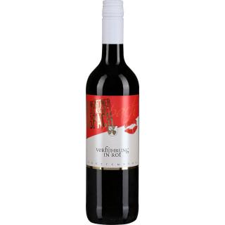 """2019 Cuvée Rot """"Verführung in Rot"""" lieblich - Weingärtnergenossenschaft Aspach"""