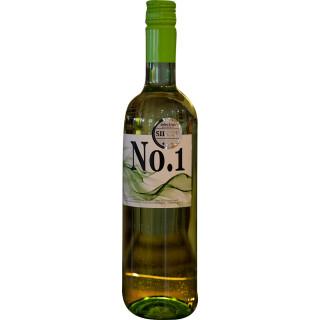 No. 1 (Weißwein Cuvée) trocken - Weingut Meisenzahl