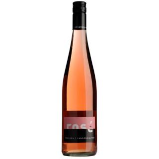 2018 Cuvée rosé QbA trocken - Weingut Langenwalter