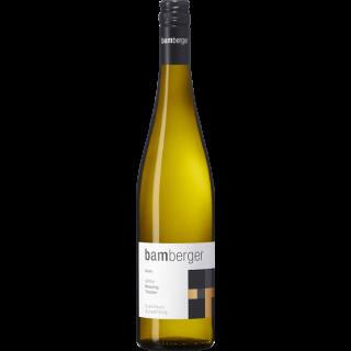 2015 Gut Bamberger Riesling Trocken - Wein- und Sektgut Bamberger