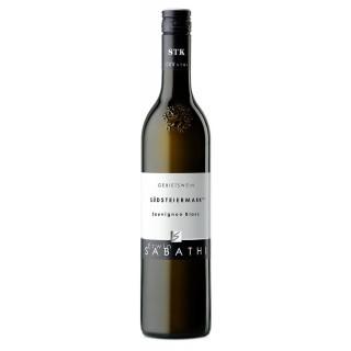 2018 Sauvignon Blanc trocken - Weingut Erwin Sabathi