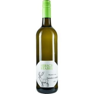 2020 Gewürztraminer süß - Weingut Hirsch-Stabel