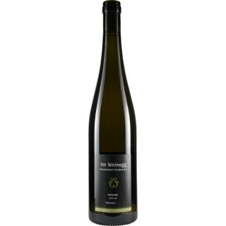 2019 Hochheimer Hofmeister Riesling sur lie trocken - Weingut im Weinegg