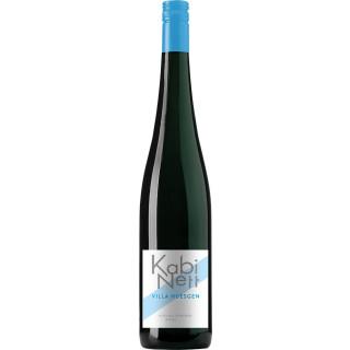 2018 KabiNett Riesling feinherb - Weingut Villa Huesgen