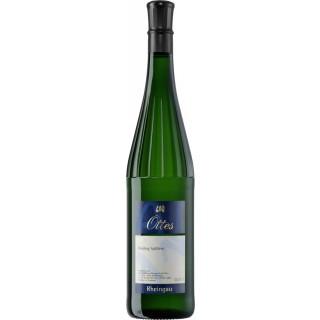 2014 Lorcher Krone Riesling Spätlese lieblich - Weingut Ottes