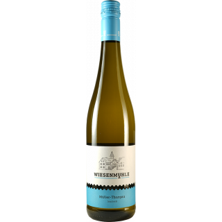 2017 Müller-Thurgau QbA feinherb - Wein & Sekt Wiesenmühle