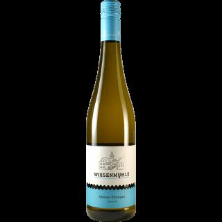 2019 Müller-Thurgau QbA feinherb - Wein & Sekt Wiesenmühle