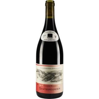 2016 Klingenberger Schlossberg Spätburgunder Dt. Qualitätswein BIO - Weinbau Stritzinger