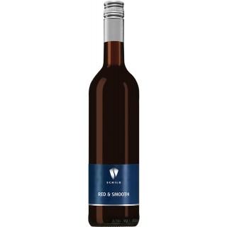 2019 Red & Smooth Rotwein halbtrocken - Weinhaus Schild & Sohn