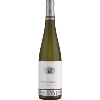 2016 VDP.Gutswein Edelsüß Riesling Spätlese - Weingut Baron Knyphausen