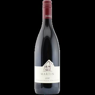 2018 Spätbugrunder trocken - Weingut Martin