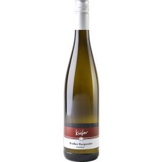 2019 Weißer Burgunder trocken - Weingut Jonas Kiefer