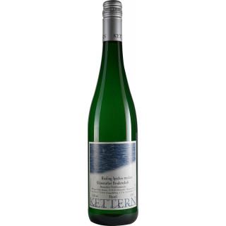 2019 Klüsserather Bruderschaft Riesling Spätlese trocken - Weingut Heiko Kettern