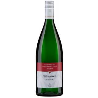 2019 Pfalz Müller-Thurgau Qualitätswein Trocken 1L - Staatsweingut mit Johannitergut