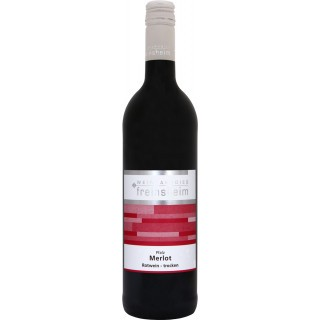 2017 Merlot QbA Trocken - Weinparadies Freinsheim