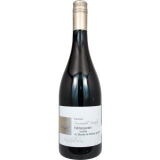 2018 FRÜHBURGUNDER 12 Monat im Holzfass trocken - Weingut Glaser