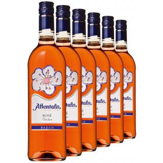 """2020 """"Blütenedition"""" Spätburgunder Rosé QbA trocken (6 Flaschen) - Affentaler Winzer"""
