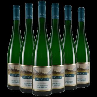 2017 Riesling vom Sandtein Paket - Weingut Felix Waldkirch