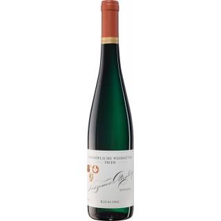 2014 Kanzemer Altenberg Riesling Spätlese Edelsüß - Bischöfliche Weingüter Trier